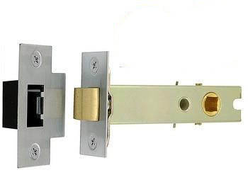 100mm Latch 75mm Back-Set