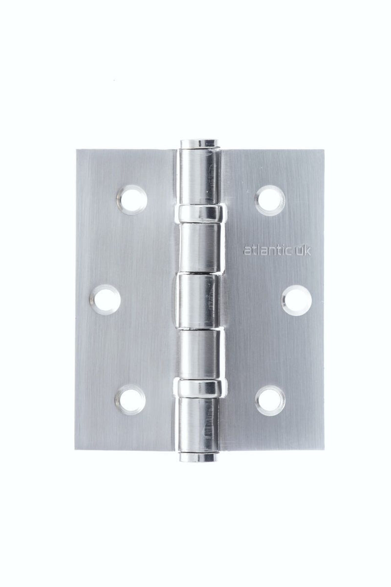 3 Inch Brushed Satin Chrome Ball Bearing Hinges A2HB32525-SC