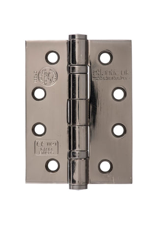 Fire rated Grade 13 Black Nickel Ball Bearing Hinges - More4Doors