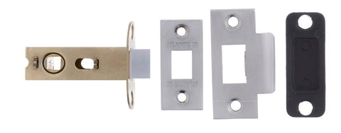 2.5 Inch AL25SC Satin Chrome Mortice Latch