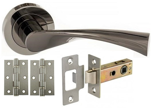 Door Handle Packs - Latch, Lock & Bathroom Kits | More4Doors ...