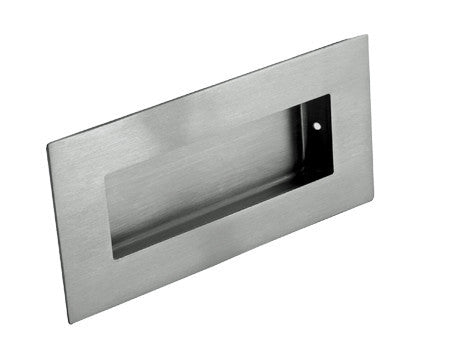 Stainless Steel Rectangular Flush Pull - FPH100