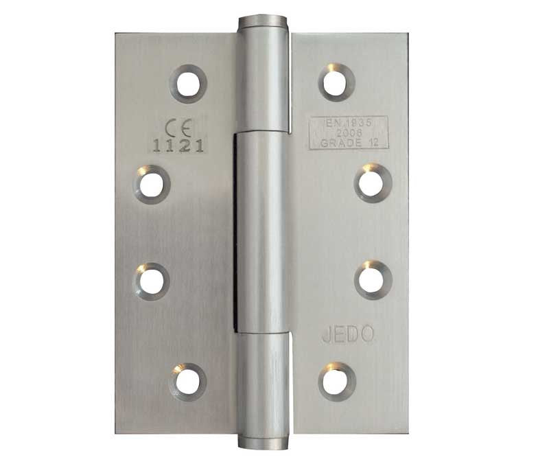 4 Inch Stainless Steel Concealed Ball Bearing Hinges