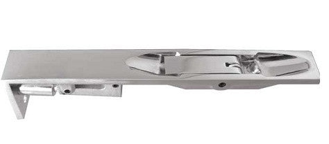 Lever Action 6 Inch Flush Fitting Bolt Aluminium