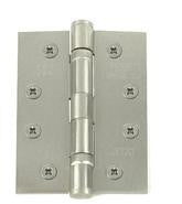 4 Inch Satin Steel Ball Bearing Hinges