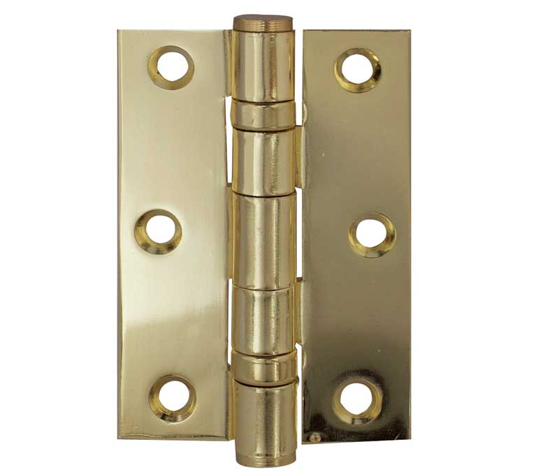 J8502EB Brass Ball Bearing Hinges