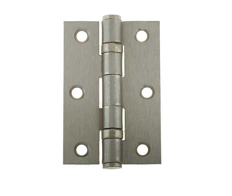 3 Inch Satin Chrome Budget Ball Bearing Hinges