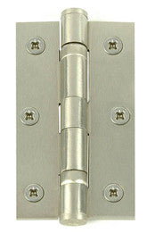 3 Inch Satin Nickel Ball Bearing Hinges