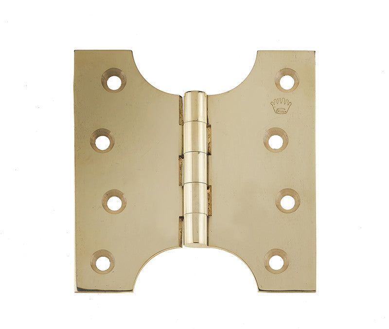 4 x 5 Inch Parliament Projection Hinges - Various Finishes
