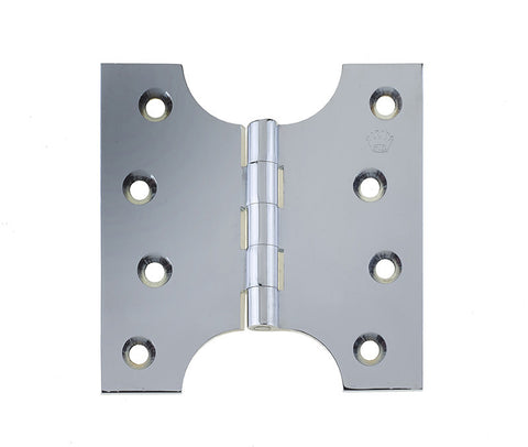 4 x 6 Inch Parliament Projection Hinges - Various Finishes