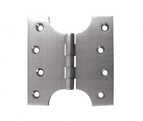 4 x 4 Inch Parliament Projection Hinges - Various Finishes