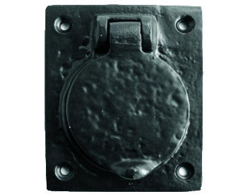 JAB10 Black Antique Cylinder Cover