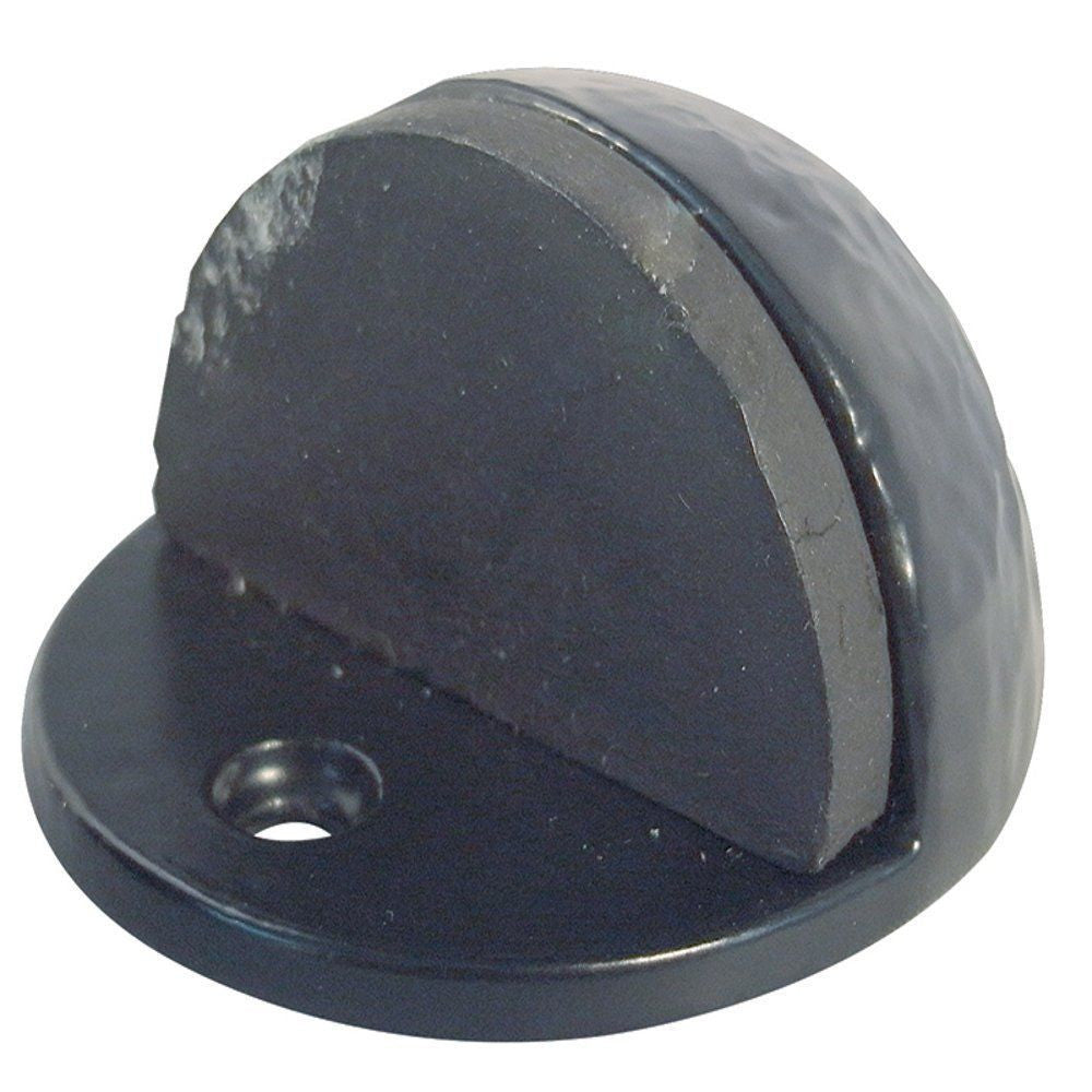 JAB186 Black Antique Floor Mounted Door Stop