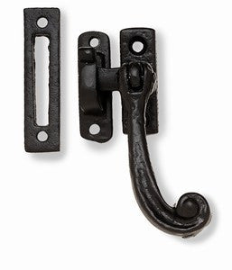 JAB36M Black Antique Casement Window Fastener