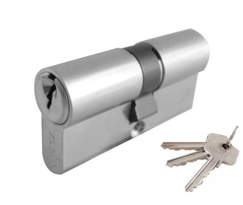 Euro Profile 5 Pin Double Cylinder Lock