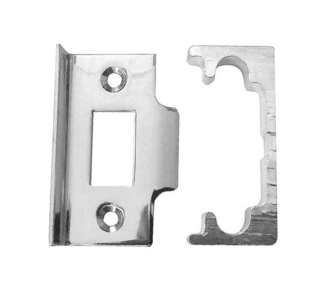 Rebated Double Door Mortice Latch Rebate Kit