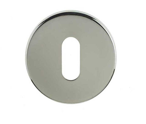 Polished Stainless Steel Standard Keyhole