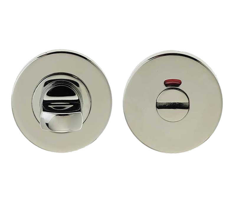 JPS05 Polished Stainless Steel Bathroom Turn and Release