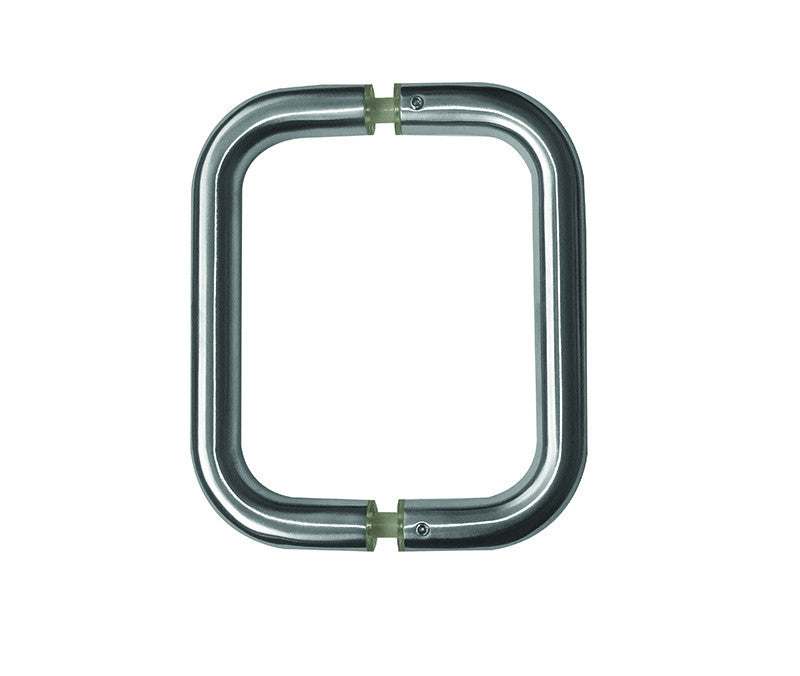 Stainless Steel 19mm Back To Back Fixing Pull Handles