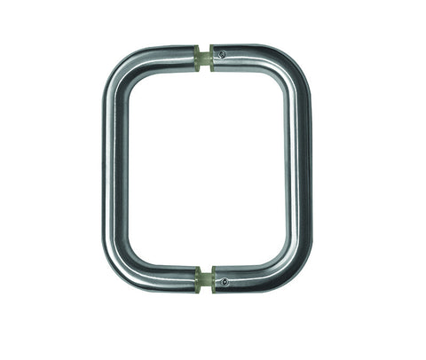 Stainless Steel 22mm Back To Back Fixing Pull Handles