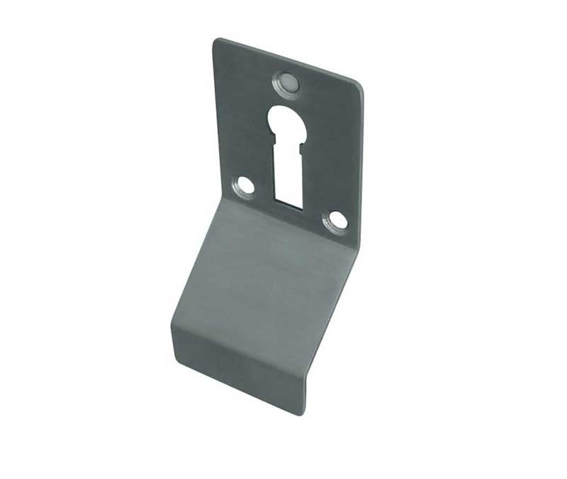 Satin Stainless Steel Standard Key Cylinder Pull