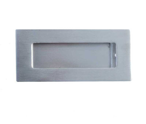 Stainless Steel Rectangular Flush Pull - JS428B