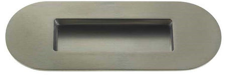 Stainless Steel Radius Flush Pull - JS429B