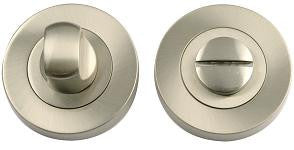 Satin Nickel Bathroom Turn and Release JV2666SN