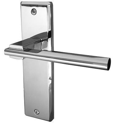 JV3013PC Polished Chrome Frelan Hardware Delta Door Handles