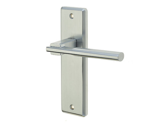 JV3013SC satin Chrome Frelan Hardware Delta Door Handles