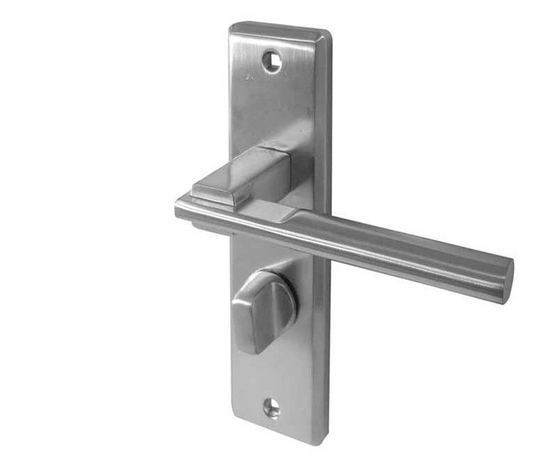 JV3023SC satin Chrome Frelan Hardware Delta Door Handles