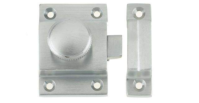 Satin Chrome Door Catch  sc 1 st  More 4 Doors & Cupboard Fasteners \u2013 Tagged \