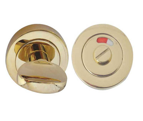 Designer Bathroom Turn and Release With Indicator JV421