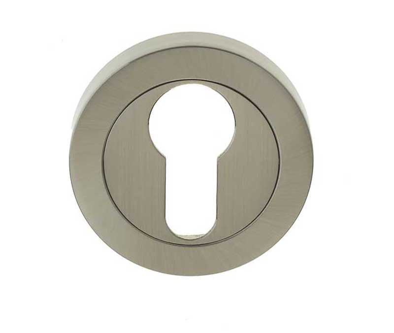 EURO PROFILE Keyhole Cover Plate - Various Finishes, JV503E