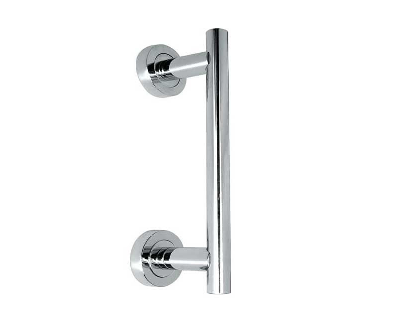T-Bar Pull Handle Polished Chrome JV515PC