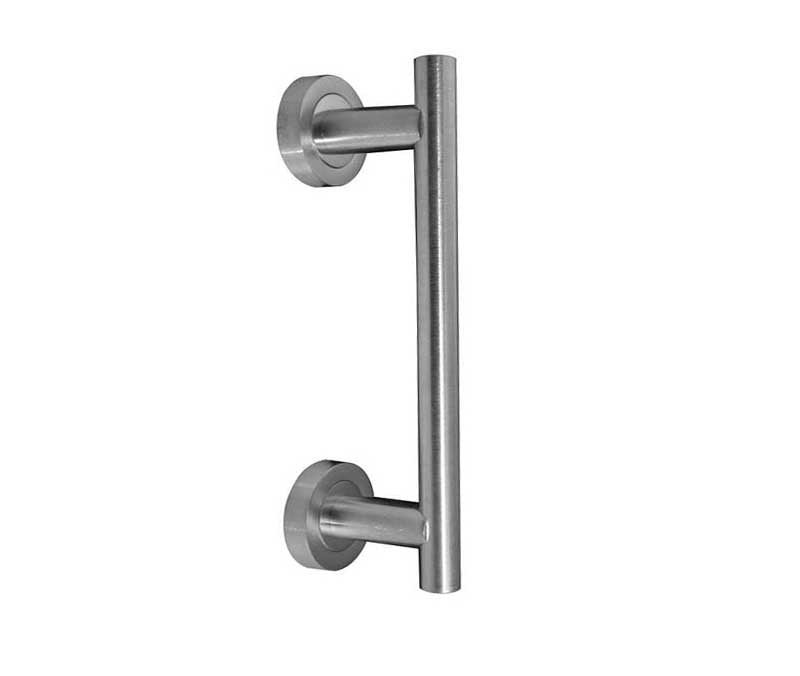 T-Bar Pull Handle Satin Chrome JV515SC