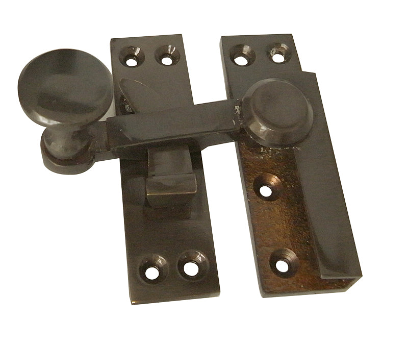 Dark Bronze Sash Window Sliding Fastener JV83DB