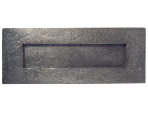 Pewter Letterplate 260 x 80mm