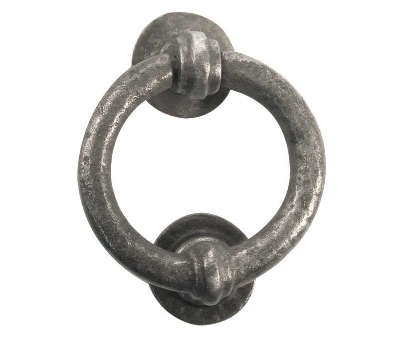 Pewter Ring Door Knocker