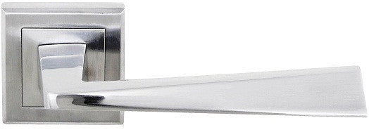 s23ssc California satin chrome door handles by atlantic uk