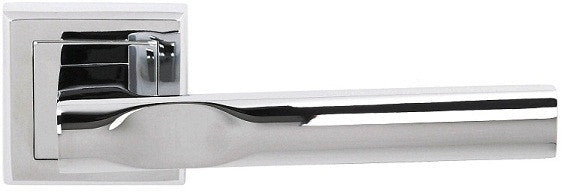 Atlantic Status Kansas Door Handles Polished Chrome S24SPC