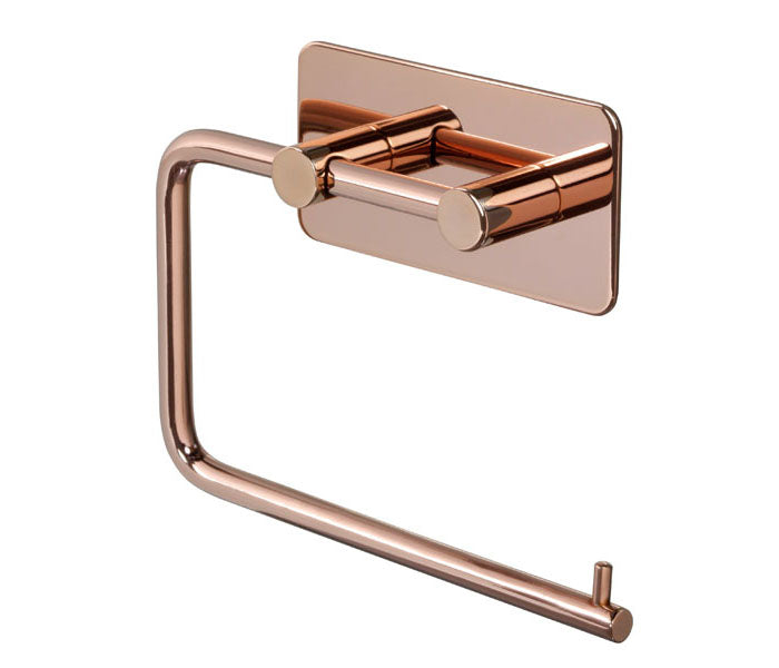 Copper finish - Adhesive Toilet Roll Holder