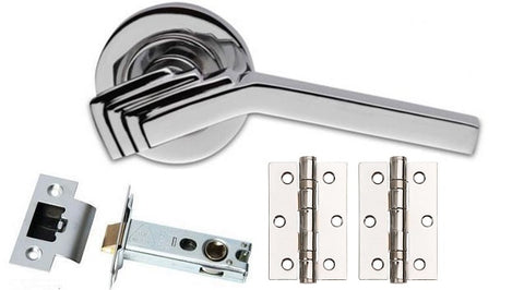 Art Deco Door Pack For Latch Door
