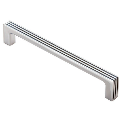 Cebi 'Darini' Cabinet Pull Handle Polished Chrome - FTD927CCP