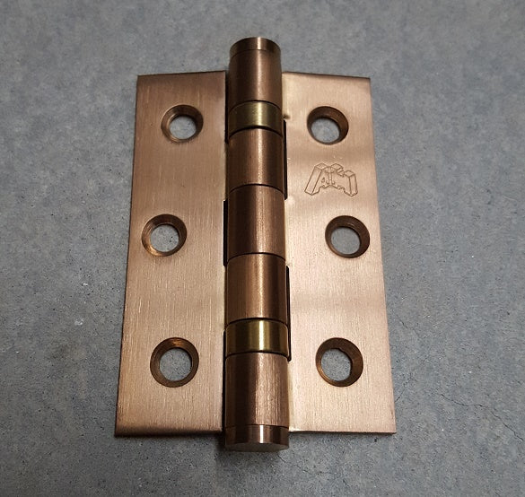 3 Inch Copper Ball Bearing Hinges