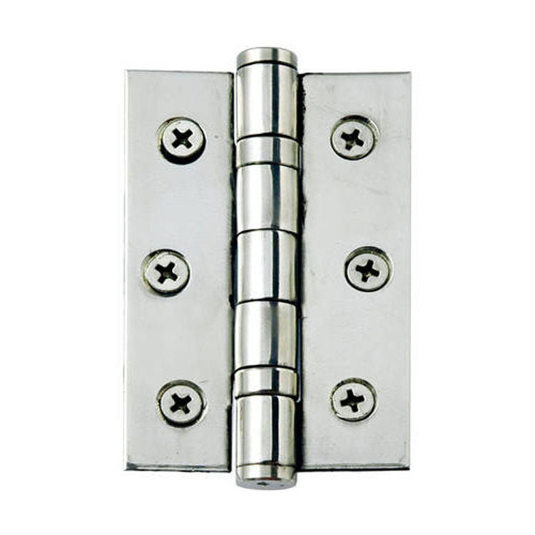 3 inch chrome bearing hinges - more4doors