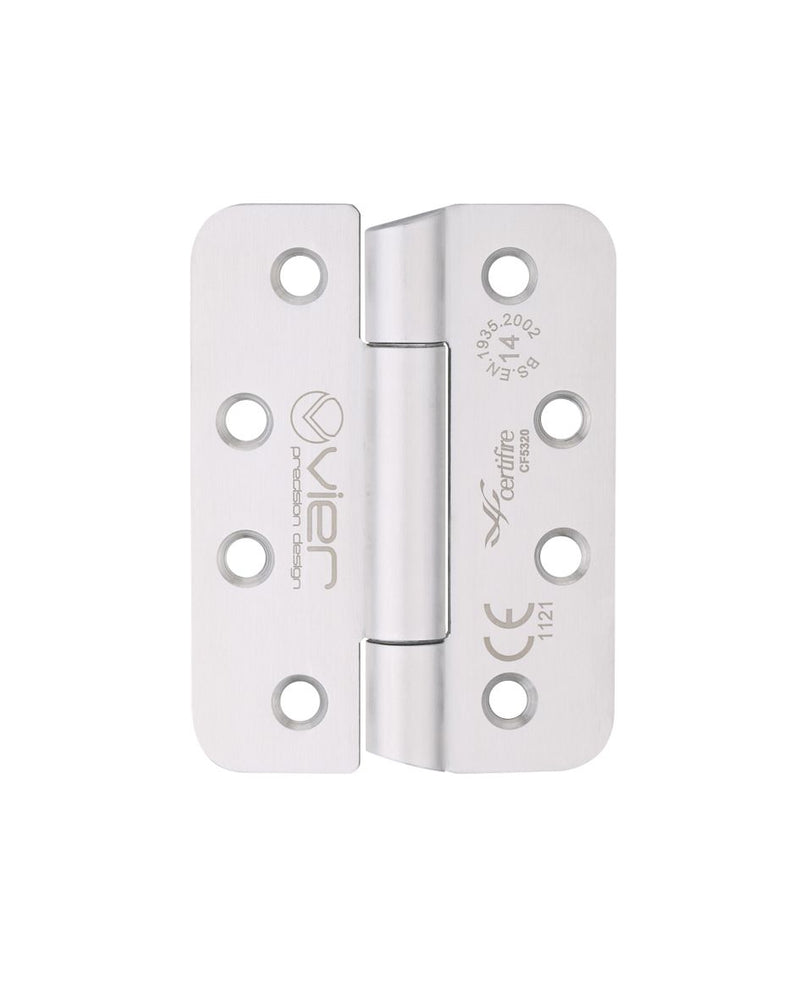 Zoo Hardware self lubricating concealed knuckle Anti-Ligature Hinges.