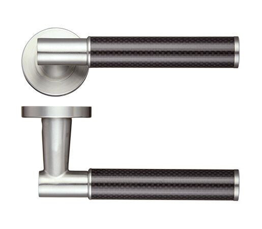 Eros Carbon Fibre Door Handle - ZPS130SS