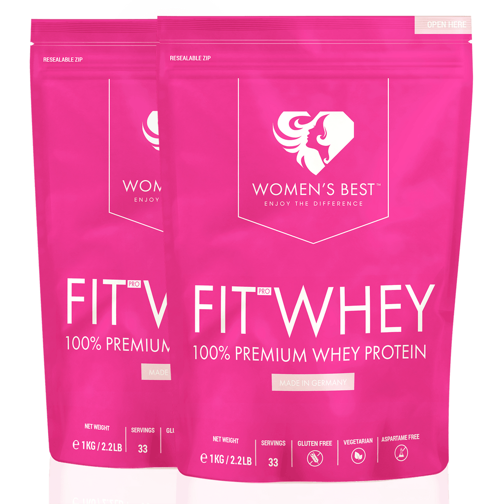 Fit Whey Protein 2.2lb - 2 Pack
