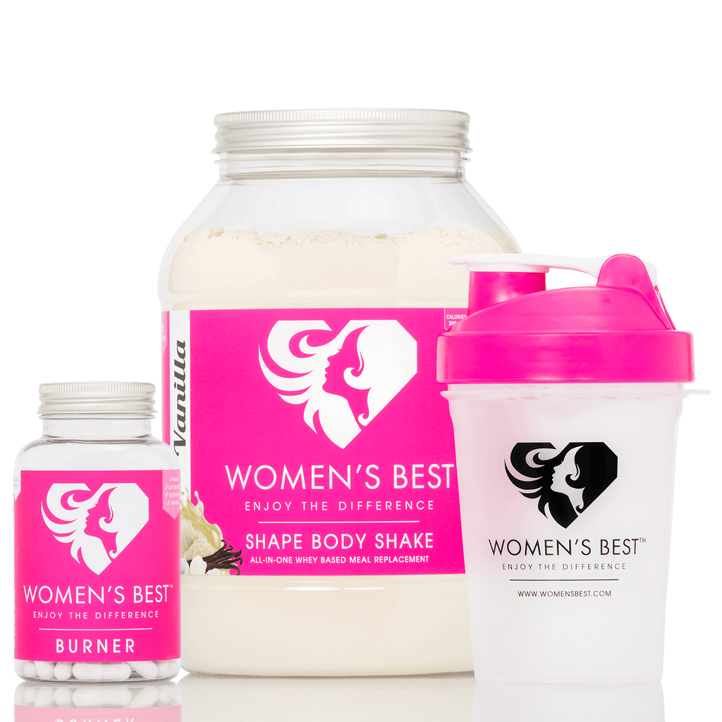 Shape Body Shake, Burner & Shaker